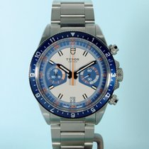 Tudor Heritage Chrono Blue Stal 42mm