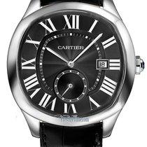 Cartier Drive de Cartier Сталь 40mm Чёрный