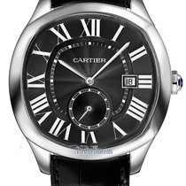 Cartier Drive de Cartier Steel 40mm Black United States of America, New York, Airmont