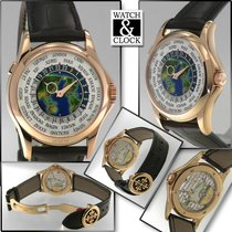 Patek Philippe Word Time