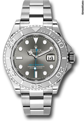 Rolex 116622 Dkrh Yacht Master Steel And Platinum For Price On Request For Sale From A Trusted