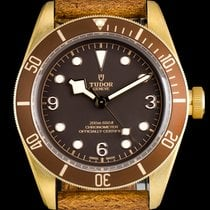 Tudor 43mm Automatic 2017 new Black Bay Bronze Brown