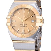 Omega Constellation Co-Axial Automatic 123.20.38.21.02.001