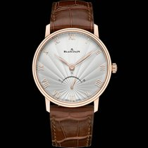 Blancpain Villeret Ultra-Slim 6653 3642 55A 2019 new
