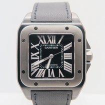 Cartier Santos 100 XL PVD Black