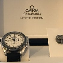 "Omega Speedmaster Professional Moonwatch ""Apollo 13 Silver..."