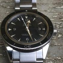 Omega Seamaster 300 Master Co-axial,bracelet + 3 straps, B&P