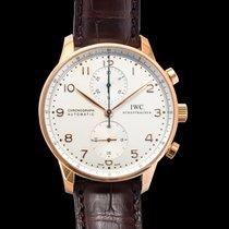 IWC Portuguese Chronograph IW371480 new