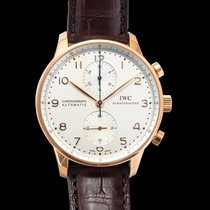 IWC Portuguese Chronograph Rose gold United States of America, California, San Mateo