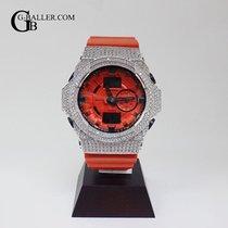 Casio Srebro Kvarc 56mm nov G-Shock