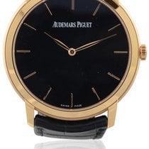 Audemars Piguet Jules Audemars Or rose 41mm Noir
