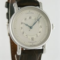 Chronoswiss Steel 38mm Automatic CH 2823 st pre-owned
