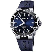 Oris Men's  01 733 7730 4135-07 4 24 65EB Aquis Watch