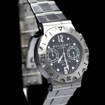Bulgari Diagono Scuba Diver Sport Chronograph Automatic 38mm