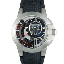 Harry Winston 44mm Automatic new Project Z Black