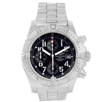 Breitling Avenger Skyland Steel 45mm Black Arabic numerals United States of America, Georgia, Atlanta