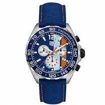 TAG Heuer Formula 1 Quartz new 2018 Quartz Chronograph Watch with original box and original papers CAZ101N.FC8243