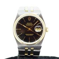 Rolex OysterQuartz Datejust in Half Gold Ref: 17013