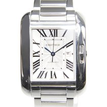 Cartier Tank Anglaise White gold 36.2mm White