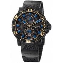 Ulysse Nardin Diver Black Sea 263-92LE-3C/923-RG new