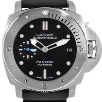 Panerai Luminor Submersible 1950 3 Days Automatic new 2019 Automatic Watch with original box and original papers PAM01305