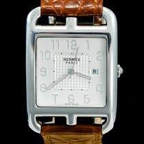 Hermès Otel 29mm Cuart Cape Cod folosit