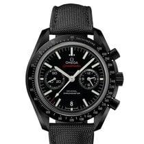 Omega Speedmaster Professional Moonwatch Ceramic 44.2mm Black No numerals United States of America, New York, New York