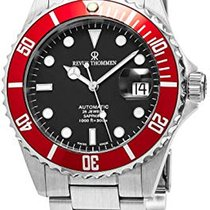 Revue Thommen Steel 42mm Automatic 17571.2134 new