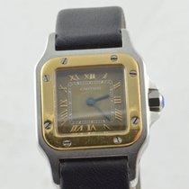Cartier 24mm Cuarzo usados Santos Galbée
