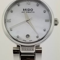Mido Women's watch Baroncelli II 33mm Automatic new Watch with original box and original papers