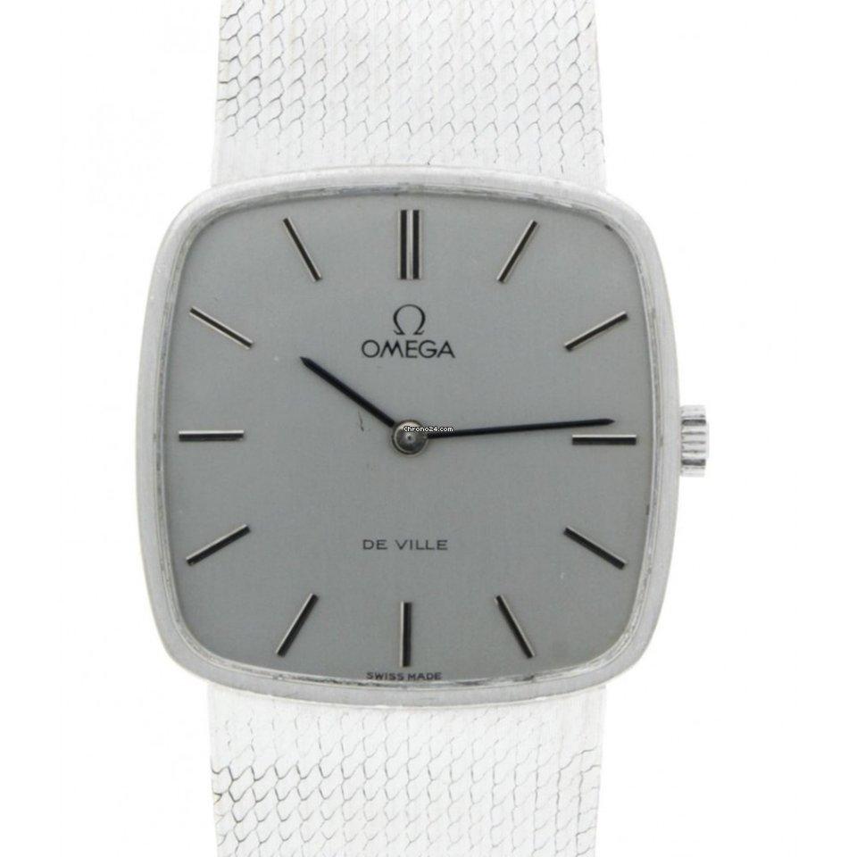 Omega Auf Uhren 13tljkfc Weißgold Alle Chrono24 Preise Für 2DIWHY9E