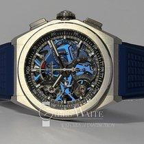 Zenith new Automatic 44mm Titanium Sapphire Glass