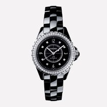 Chanel J12 new 2019 Automatic Watch with original box and original papers H3109