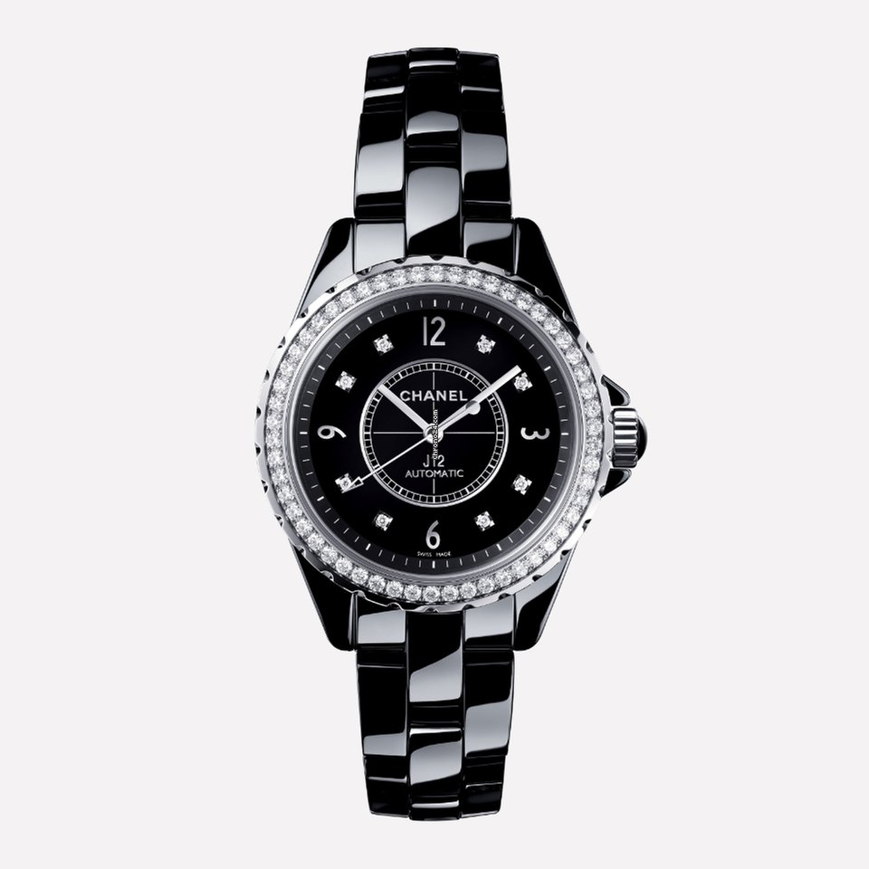 1e06d374a6985 Prices for Chanel J12 watches