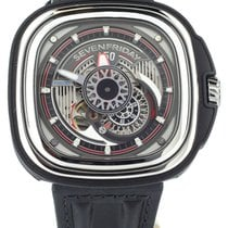 Sevenfriday Steel Automatic Silver 47mm new P3-1