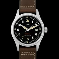 IWC Steel 39.0mm Automatic IW326803 new United States of America, California, San Mateo