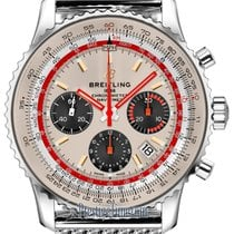 Breitling Navitimer 1 B01 Chronograph 43 new Automatic Chronograph Watch with original box