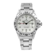 Rolex Explorer II Steel 39mm White United States of America, New York, New York