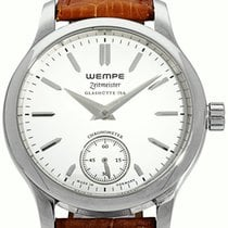 Wempe Steel 45mm Manual winding WM24 0001 pre-owned