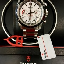 Tudor Grantour Chrono new Automatic Chronograph Watch with original box and original papers 20530N