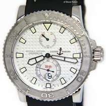 Ulysse Nardin Maxi Marine Diver Steel 42.7mm Silver United States of America, Florida, 33431