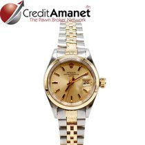 Rolex Oyster Perpetual Lady Date 69160 1973 occasion