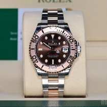 Rolex Yacht-Master 37 268621 2018 pre-owned