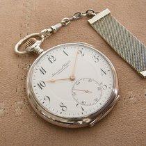 IWC IWC Silver Pocket watch Sehr gut Silber 50mm Handaufzug