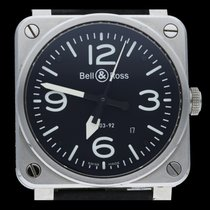 Bell & Ross BR 03 BR03-92-S 2017 pre-owned
