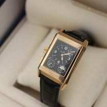 Jaeger-LeCoultre Grande Reverso Duo Or rose 47mm Argent Arabes