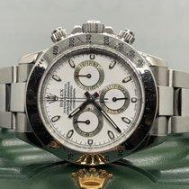 Rolex Daytona Steel 40mm White No numerals UAE, Abu Dhabi