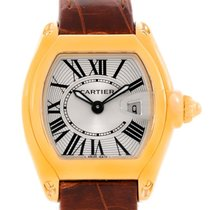 Cartier Roadster W62018Y5 Very good Yellow gold 36mm Quartz United States of America, New York, Greenvale