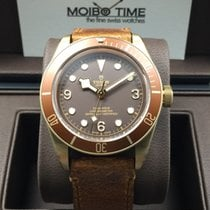 帝陀 (Tudor) Heritage Black Bay Blackbay Bronze [NEW]