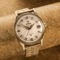 Omega Constellation Chronometer 'gold cap'
